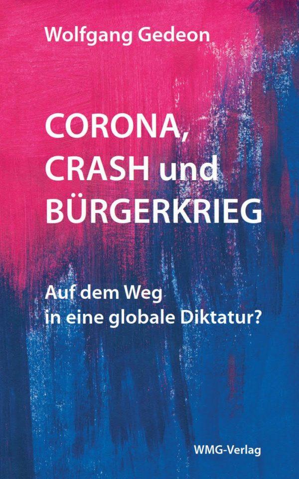 Buchumschlag Corona, Crash und Bürgerkrieg